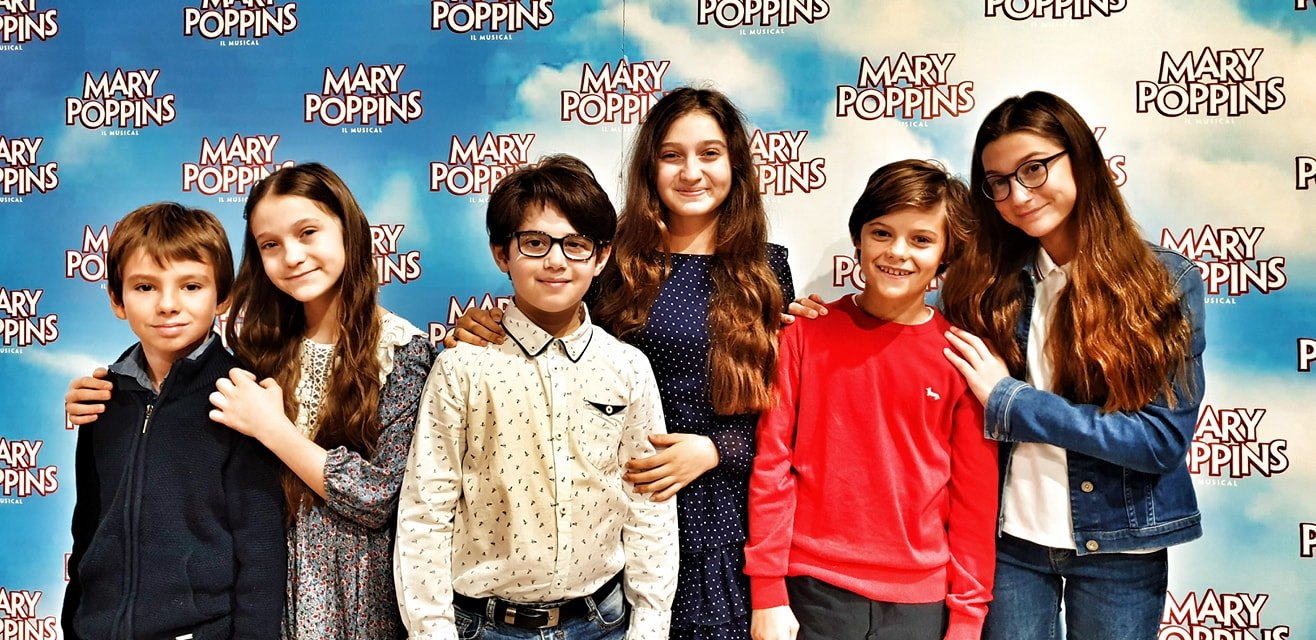 Mary Poppins , il Musical Stagione 2019-2020
