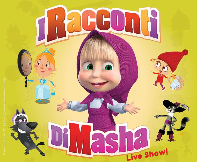 I Racconti di Masha Live