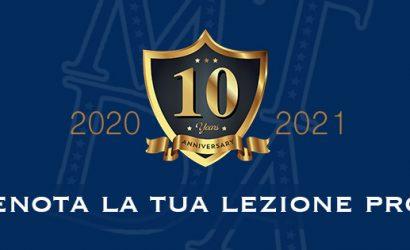 Prenotazione lezioni prova 2020-2021